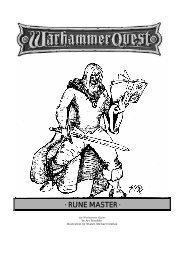 The Rune Master