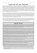Warhammer Armies: Kislev Tempus Fugitives - The Tempus Fugitives - Page 3