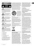 ULTRALINK PRO MX882 - Behringer - Page 3