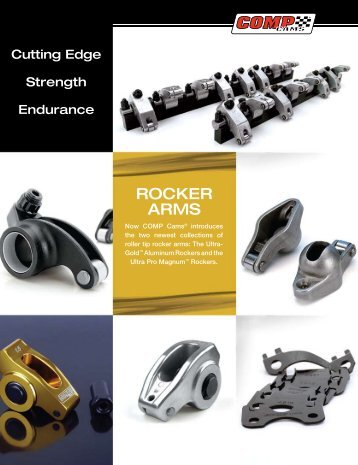 ROCKER ARMS - COMP Cams