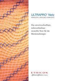 ULTRAPRO® Netz - Ethicon