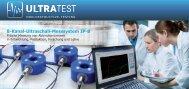 8-Kanal-Ultraschall-Messsystem IP-8