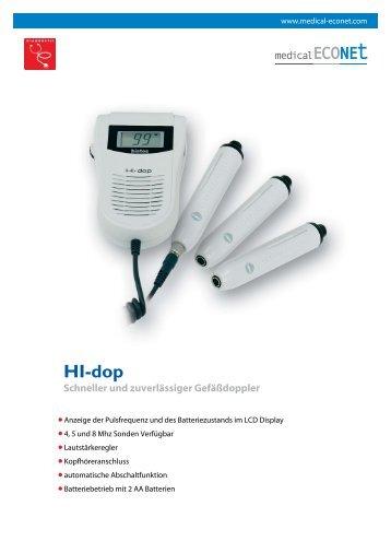 HI-dop - medical ECONET