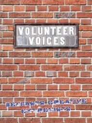 "and ""charity volunteers."" - Voluntary Service Belfast"