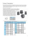 Ultrasonic Transducers - Page 5
