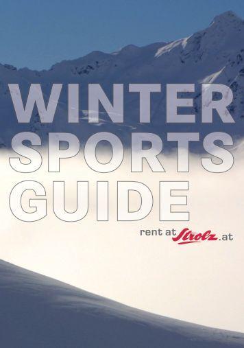 Winter Sports Guide