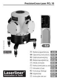PrecisionCross-Laser PCL 10 - UMAREX GmbH & Co.KG