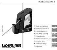Instructions - UMAREX GmbH & Co.KG