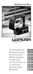 MultiBeam-Laser MBL 5 - UMAREX GmbH & Co.KG