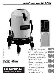 AutoCross-Laser ACL 2C RX - UMAREX GmbH & Co.KG
