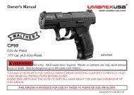 Guns manual - AirGunStyle.com