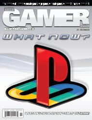 Number 25 - Volume 3/Issue 1 - Defunct Games