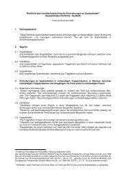 Systemböden-Richtlinie - SysBöR