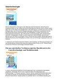 Umkehrosmoseanlage & Biophotonik - Seite 7