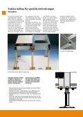 MERO Doppelboden Typ 2 / Holz/Mineralstoff F30 möglich - Seite 3