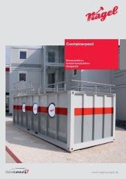 Containerpool - ESTA pools & wellness