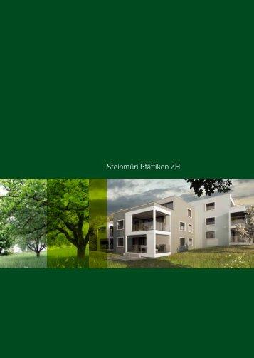 Steinmüri Pfäffikon ZH - HRS Real Estate AG