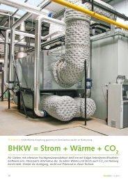 BHKW = Strom + Wärme + CO2 - Energas-gmbh.de