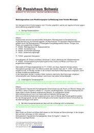 PDF-Datei - IG Passivhaus Schweiz