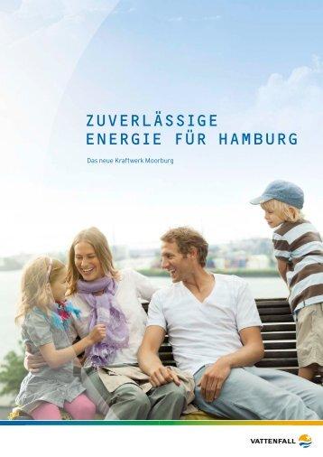 Zuverlässige Energie für Hamburg - Das neue Kraftwerk - Vattenfall