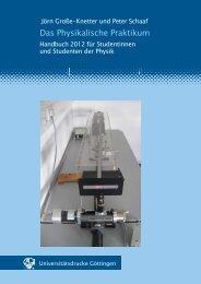 Das Physikalische Praktikum