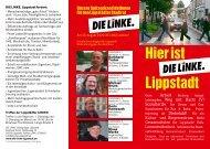Hier ist Lippstadt - DIE LINKE. Kreisverband Soest