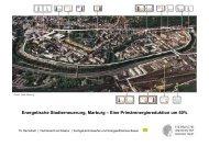 Energetische Stadterneuerung, Marburg - Entwerfen und ...