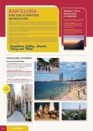 Busreisen nach Barcelona - MANGO Tours