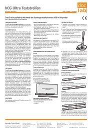 DL_M07S01 - hCG ultra Streife.indd - DocLab