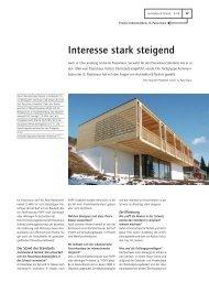 Infos - IG Passivhaus Schweiz