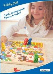 Katalog 2011 - Beleduc