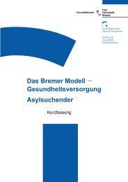 Das Bremer Modell - Gesundheitsamt Bremen