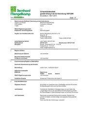 Sicherheitsdatenblatt Kratzerpolish gemäß Anhang II ... - Mengelkamp