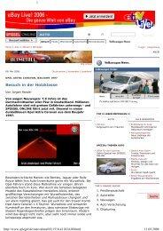 Spiegel online, 05/06 - KÜS