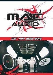 weisse led - mac audio