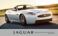 X K AUSSTATTUNG UND PREISE - Jaguar House Kohler