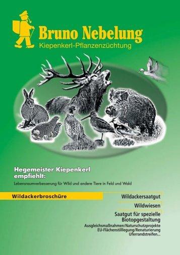 Wildackersaatgut, Wildwiesen, Saatgut für spezielle ... - Rasenshop