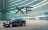Preisliste Jaguar XF - Schwabengarage AG