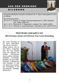 Gemeindebrief 01 2011 Internet - Evangelische Kirche Dilsberg - Page 3