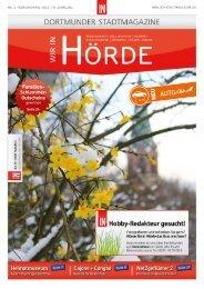 Wir in Hörde - Dortmunder & Schwerter Stadtmagazine