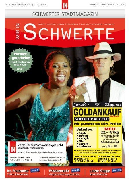 Wir in Schwerte - Dortmunder & Schwerter Stadtmagazine