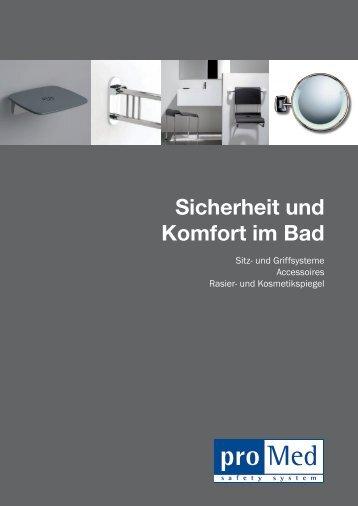 ProMed Broschüre - DRKService GmbH