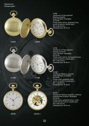 Taschenuhr Pocket watch 31628 31628 31788 ... - bei Hirsch Uhren