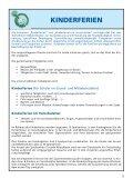 Nicht nur Kinderferien - Comune di Bolzano - Seite 7
