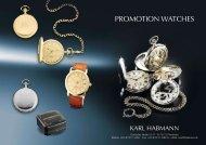 PROMOTION WATCHES - LP Promotion, sro
