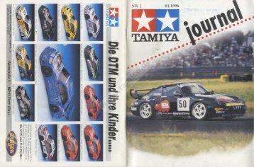 Tamiya Journal 1/1996 öffnen (pdf) - Tamico Online Shop