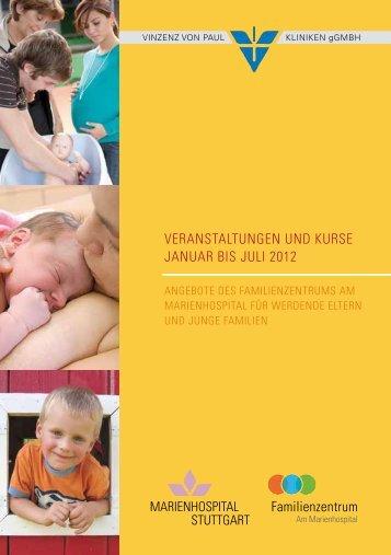 VERANSTALTUNGEN UND KURSE JANUAR BIS JULI 2012 ...