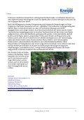 1. Kinder-Olympiade des Kneipp-Vereins ... - Kneipp-Bund e.V. - Seite 2