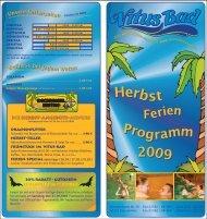 Ferienprogramm VB 10-2009.FH11 - Vitus Bad