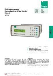 Komplettes Datenblatt Typ 1427_DE [PDF, 523 KB] - MTS ...